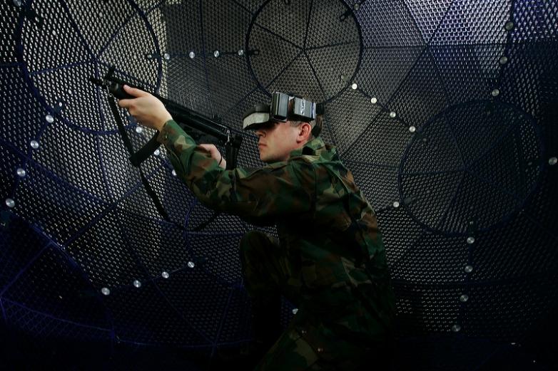 virtusphere-military-training