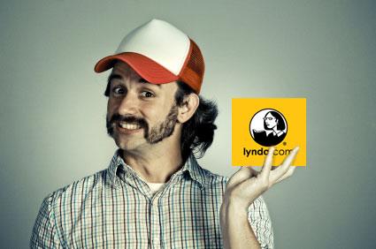 I get my knoweldge at Lynda.com