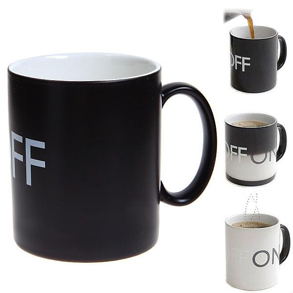 Off On Coffee Mug
