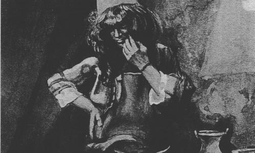 Portrait of Bezalel by James Tissot