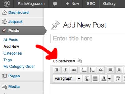 wp-upload-insert-button