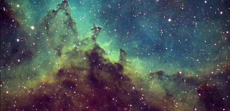 V4 Heart Nebula